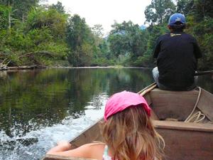 taman bootje gezinsvakantie Maleisië