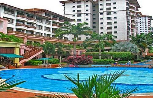 melaka zwembad maleisie