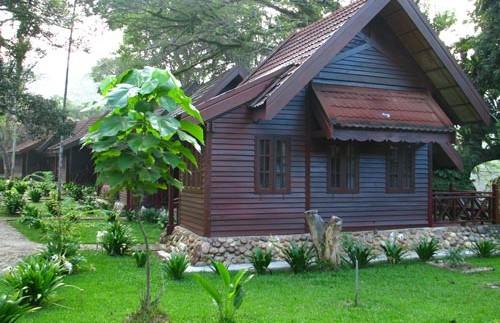 taman negara bungalow buiten maleisie