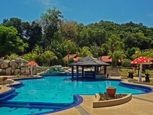 zwembad sibu maleisie