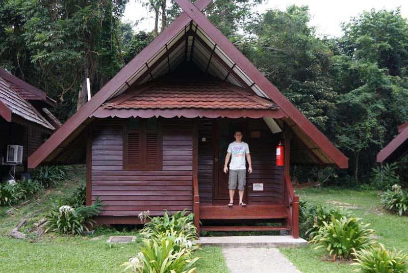 Huisje Taman Negara - rondreizen Maleisie