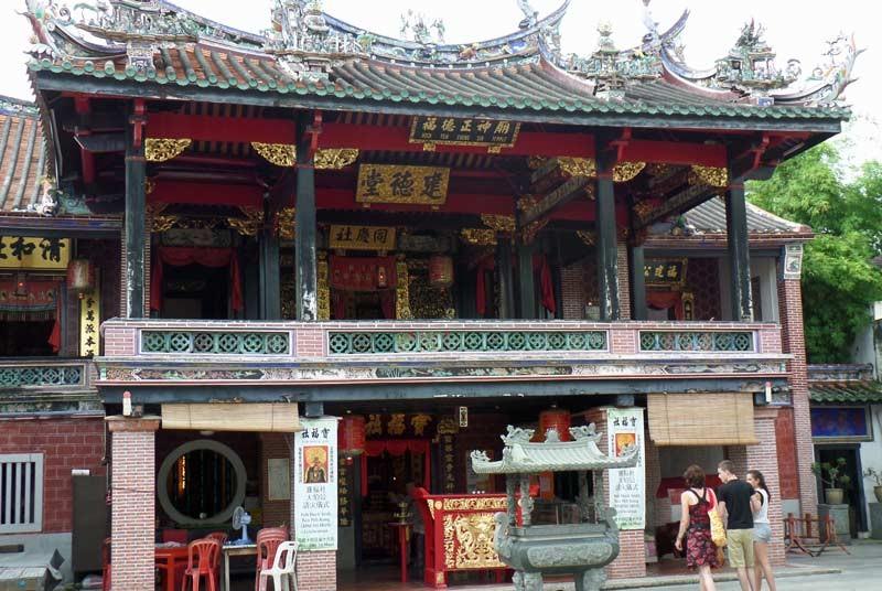 Cultuur vakantie Maleisie met kids