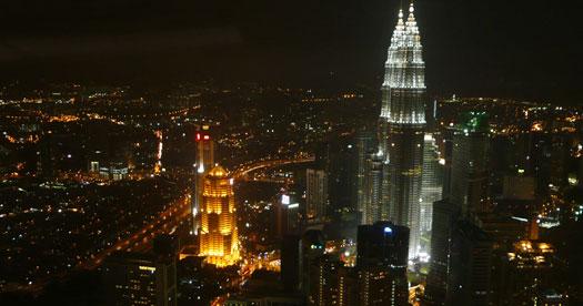 Rondreis Maleisie - Kuala Lumpur