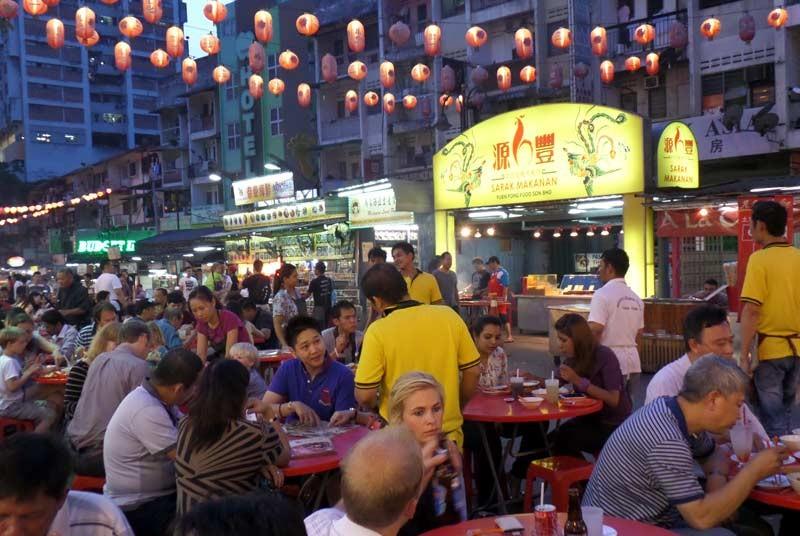 Vakantie Maleisie met kids - Kuala Lumpur