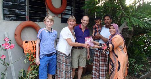Reizen Maleisie - thuis bij de Malay