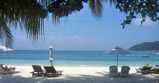 Maleisie rondreis - Tuna Bay