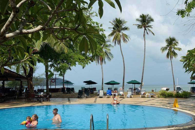 Vakantie Maleisie - resort Langkawi
