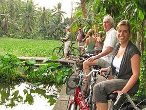 Fietsen Bangkok - Indochina-reizen