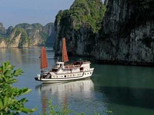 Weetjes Vietnam - Bai Tu Long Bay