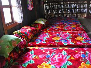 Bergstam Sapa - Vakantie Vietnam