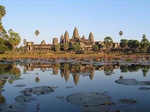 Indochinareizen - Angkor Wat