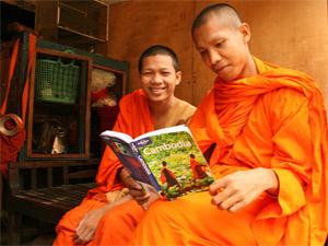rRondreis Vietnam Combodja - Monikken