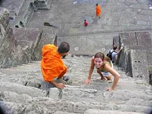 Siem Reap - Rondreis Vietnam Cambodja