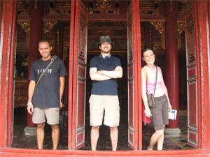 Centraal Vietnam Hué - Thien Mu pagode