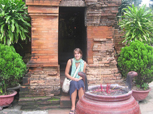 Cham Tower - Nha Trang Vietnam