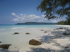 Reizen Vietnam - Cambodja strand combineren