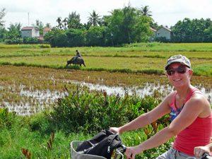 vietnam fietsen hoi an