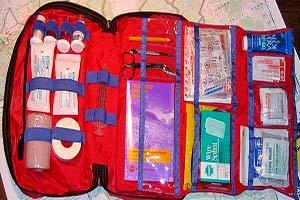 Gezondheid Vietnam - First Aid Kit