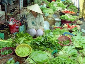 Gezondheid Vietnam - Markt