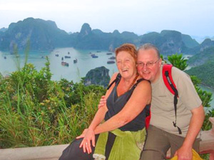 Vietnam-rondreis Noord Zuid - Halong Bay