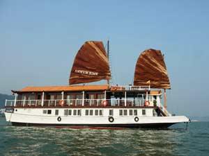 Halong Bay - Vietnam-reis