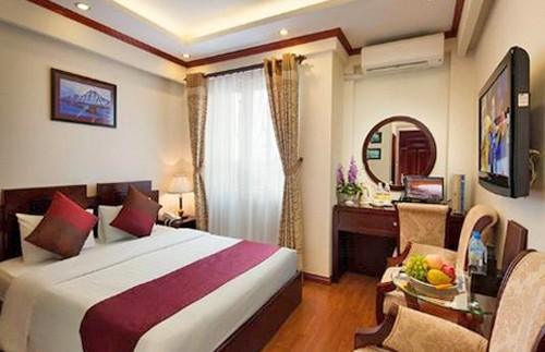 Hotel Centrum Hanoi Vietnam