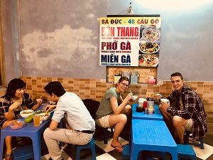 streetfood - Hanoi Vietnam