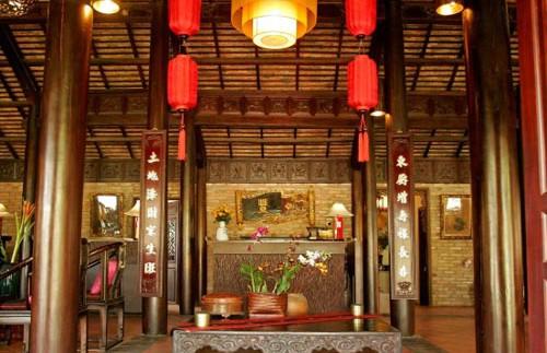 Ho Tram Vietnam - Hotelreceptie