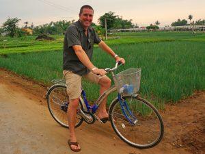 Fietsen Hoi An Vietnam