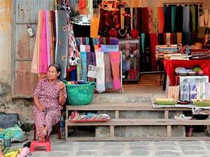 Hoi An Vietnam - WInkel en local