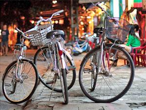 Vietnam - Fietsen door Hoi An