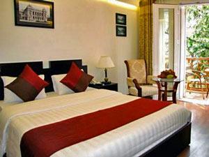 Vietnam overnachten - Hotel Old Quarter