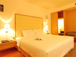 Saigon - Special stay hotelkamer