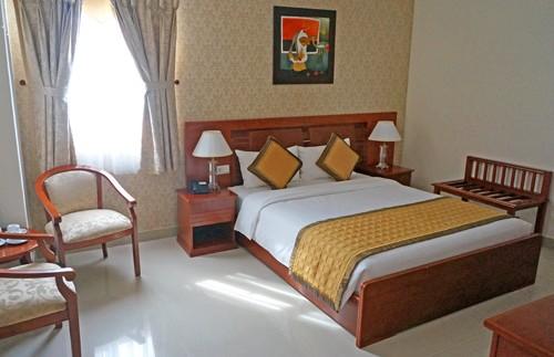 Ho Chi Minh Vietnam - Slaapkamer