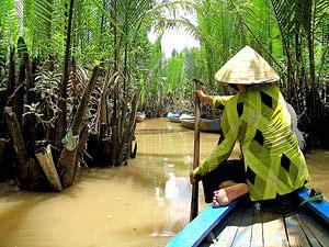 kanalen mekong delta vietnam