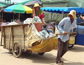 Vietnam Siem Reap Cambodja - Kar
