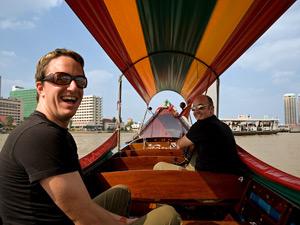 Longtail tour - Bangkok Thailand