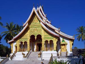 Luang Prabang Laos - Vietnam-rondreis