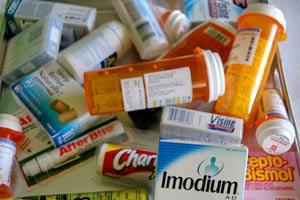 Gezondheid Vietnam - Reis medicijnen