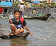 Varen naar Cambodja
