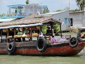 Mekong Delta - Markt