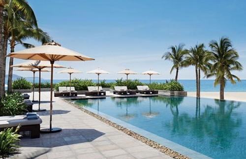 Vietnam Nha Trang - Zwembad