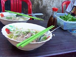Rondreis Vietnam Saigon - Noodles