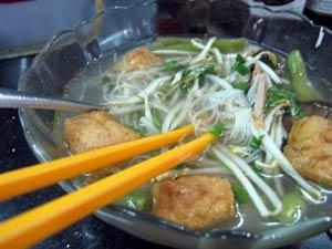 Vietnam hoogtepunten - Noodles