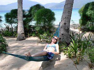 Palmeneiland Hangmat