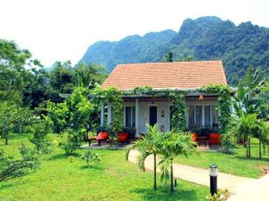 Phong Nha National Park - hotel