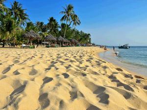 Phu Quoc Vietnam - Strand