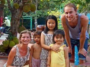 Indochina rondreis - Locals