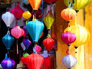 Rondreis Vietnam - Lampionnen