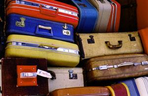 vietnam kinderen koffers